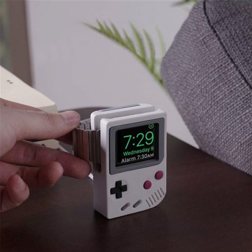 Free Shipping Game Apple Watch Charger Holder