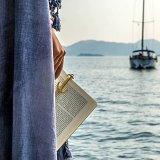 Anchor Book Holder by VEASOON
