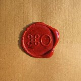 Open Wax Seal Stamp Kit by VEASOON
