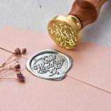 Wedding Wax Seal Stamp