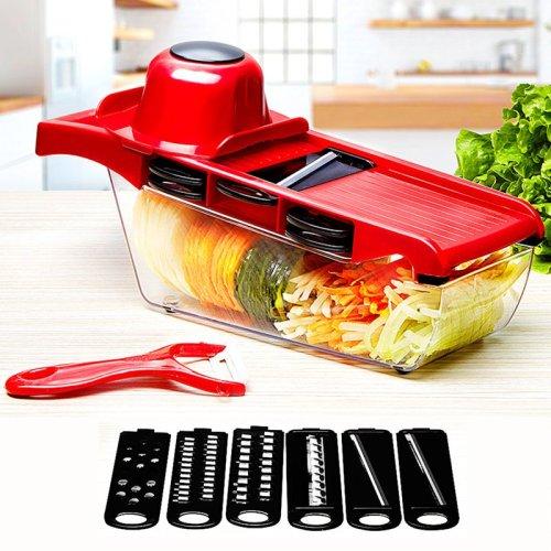 Multifunctional Fruit Vegetable Cutter Slicer