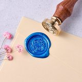 Floral Letters Wax Seal Kit