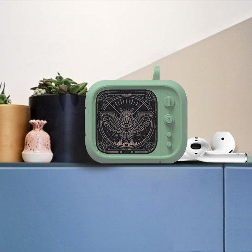 Classic TV AirPods Case