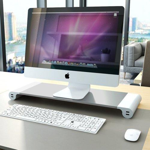Aluminum Monitor Stand