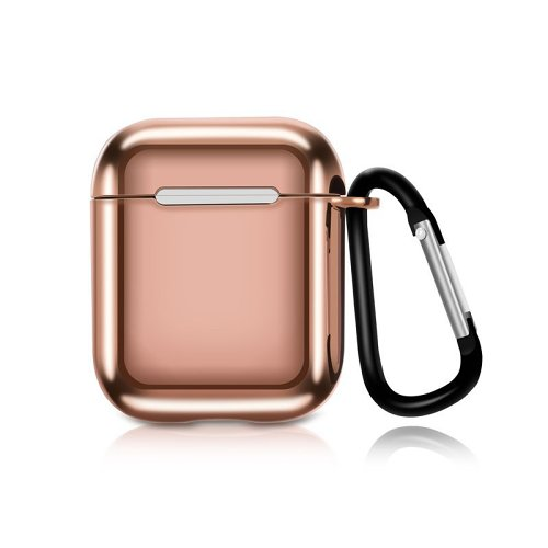 Free Shipping Luxury Plated AirPods Case