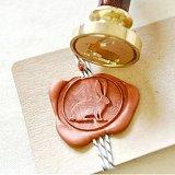 Rabbit Wax Seal Stamp Kit