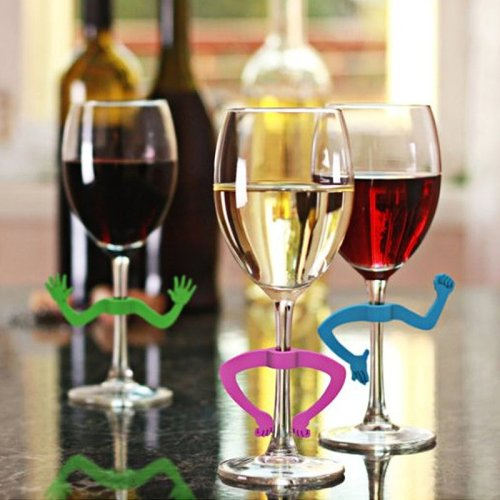 Charades Wine Markers