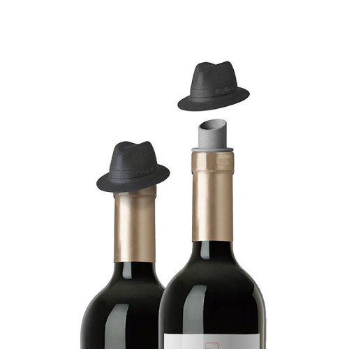 Top Hat Wine Stopper