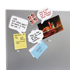 Message Cloud Magnetic Memo Pad