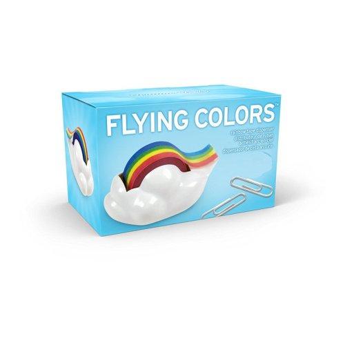 Flying Colors Tape Dispenser