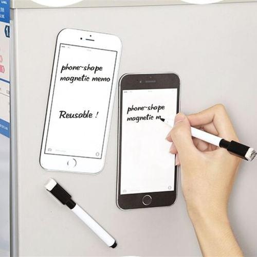iPhone Magnetic Memo Pad