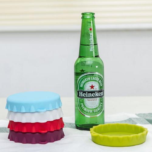 Bottle Cap Coasters Holders 4PCS Free Shipping