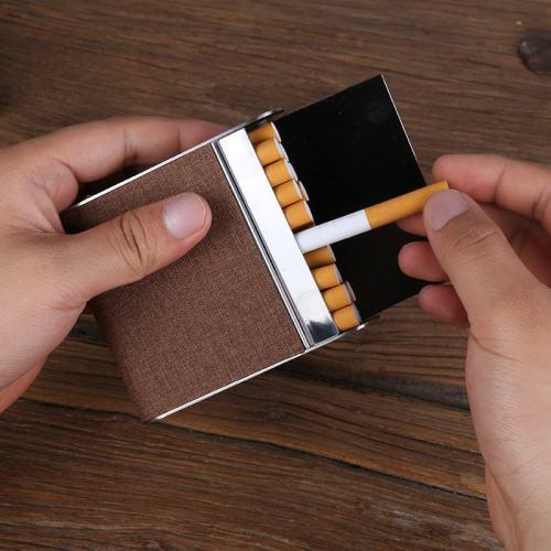 Customization Business Style Cigarette Case