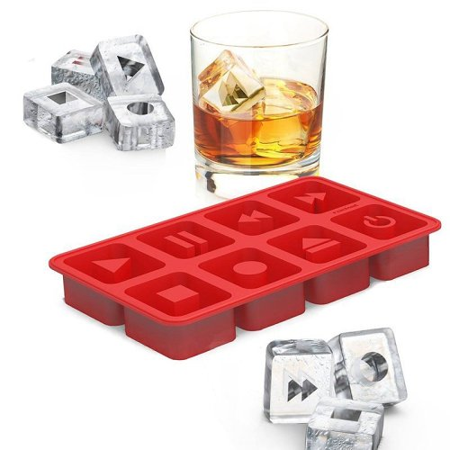 The Buttons Ice Tray