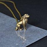 Beagle Dog Necklace