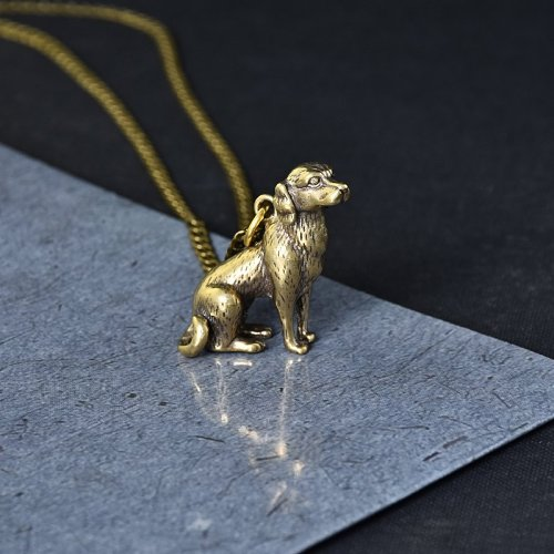 Beagle Dog Necklace