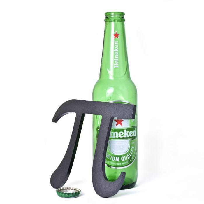 Pi π Bottle Opener MOQ 50pcs