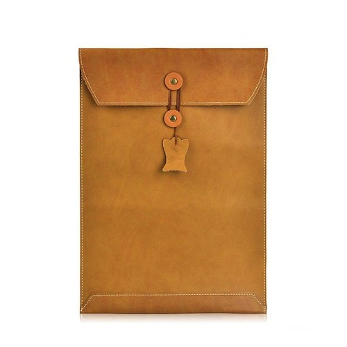 Genuine Leather MacBook Sleeve