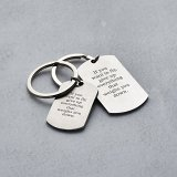 If You Want To Fly,Give Up Everything That Weights You Down Keychain