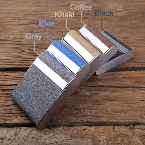 Customization Business Style Cigarette Case