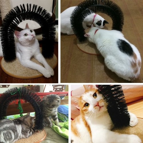 Purrfect Arch Self Groomer