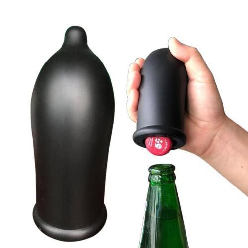 Condom Automatic Bottle Opener
