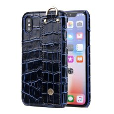 Hand Strap Crocodile iPhone Case