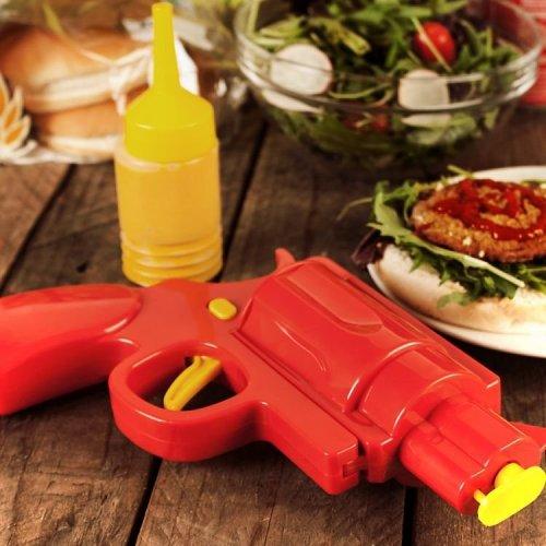 Pistol Sauces Dispenser