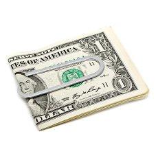 Large Paper Clip is A Money Clip