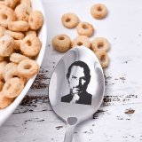 Steve Jobs Spoon