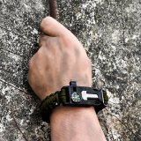 6 In 1 Multi-function Survival Bracelet