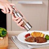 Stainless Steel Pepper Grinder