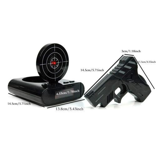 The Gun Alarm Clock