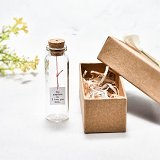 You Complete Me I Love You More Tiny Message Bottle