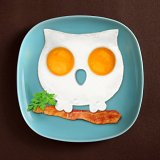 Owl Breakfast Mold