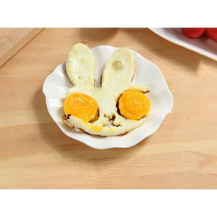 Rabbit Breakfast Mold