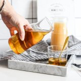 High Borosilicate Glass Carafe Set