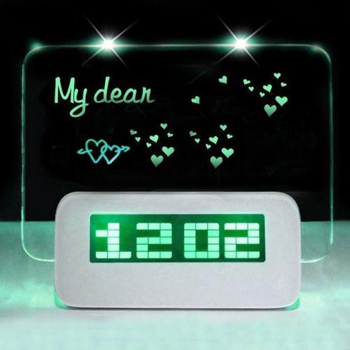 USB Hub Memo Clock