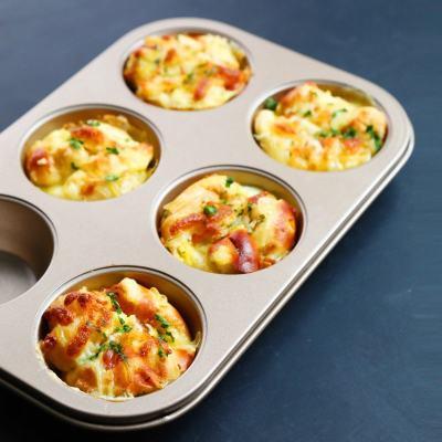 6-Cup Nonstick Baking Pan