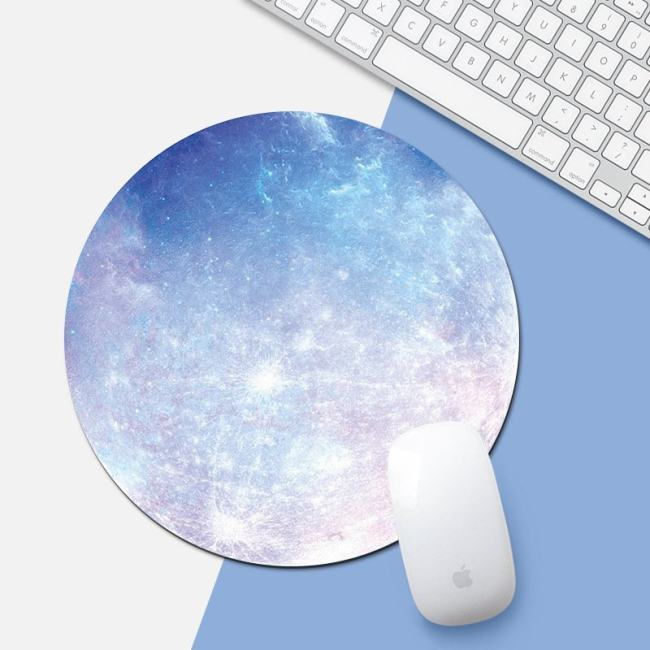 The Mercury Mouse Pad