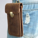 Genuine Leather Cow Boy Style Wallet