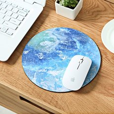 The Earth Mouse Pad