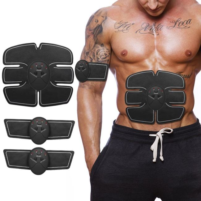 Electric Abdominal Muscle Trainer EMS 八塊腹肌肉訓練器