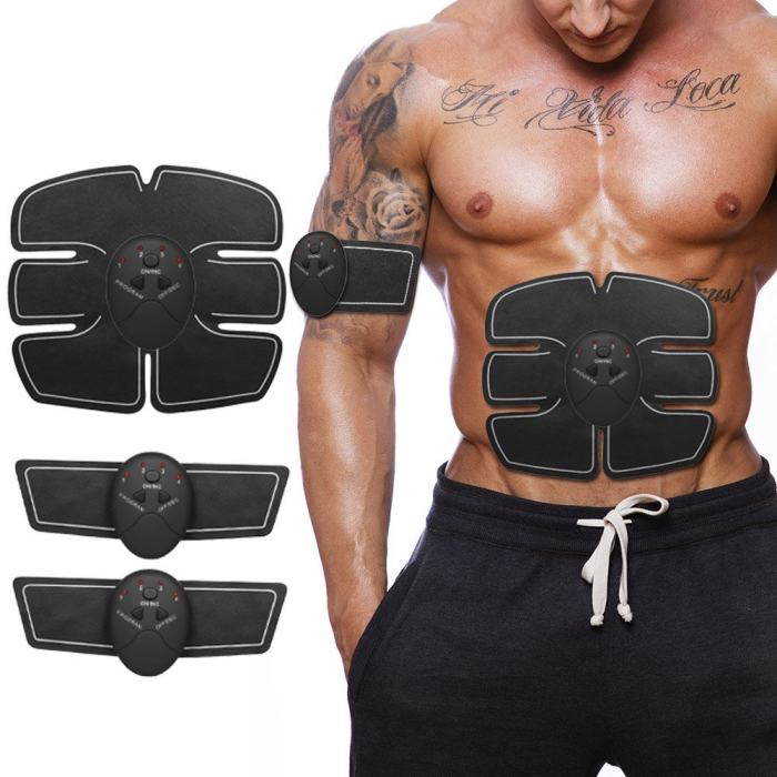Electric-Abdominal-Muscle-Trainer-EMS-八塊腹肌肉訓練器