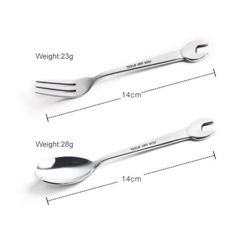 Spanner Spoon and Fork Set