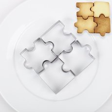Puzzles Cookie Cutter
