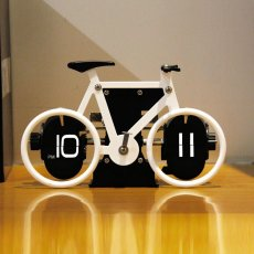 Bicycle Auto Flip Clock
