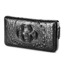 Genuine Crocodile Skin Wallet