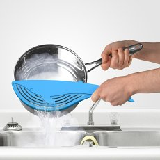 Blue Whale Strainer