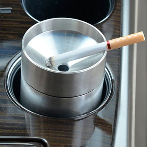 Stainless Steel Universal Ashtray For Car